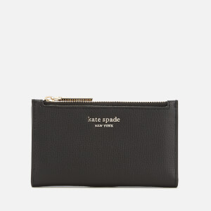 Kate Spade New York Women's Sylvia Small Slim Wallet - Black