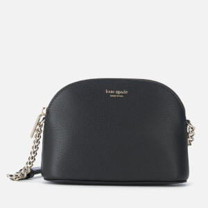 Kate Spade New York Women's Sylvia Small Dome Cross Body Bag - Black