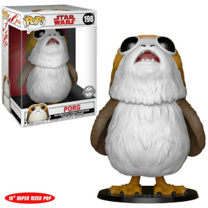 Figura Funko Pop! - Porg 10''/25cm - Star Wars
