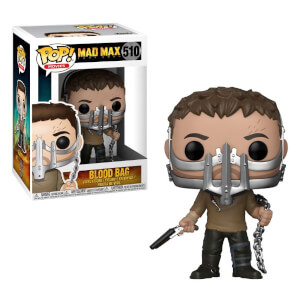 Figurine Pop! Max avec Masque Cage - Mad Max Fury Road EXC