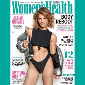 Women's Health Magazine Gift (January 20 Edition)