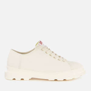 Camper Men's Brutus Canvas Shoes - Light Beige