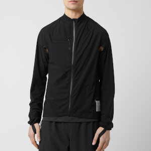 Satisfy Men's Justice Running Jacket - Black