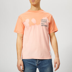 Satisfy Men's Reverse Short Sleeve T-Shirt - Bleach Coral