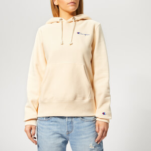 Champion Women's Hooded Sweatshirt - Pink