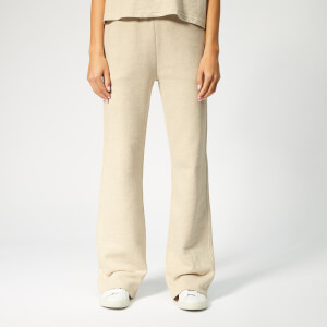 Champion Women's Bell Bottom Pants - Off White