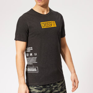 Reebok Men's Crossfit Move Short Sleeve T-Shirt - Black