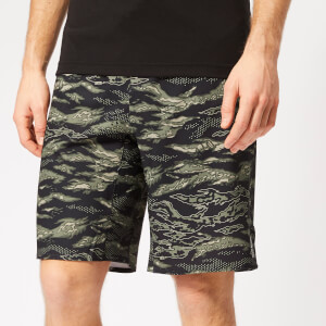 Reebok Men's Crossfit Epic Cordlock Shorts - Camo