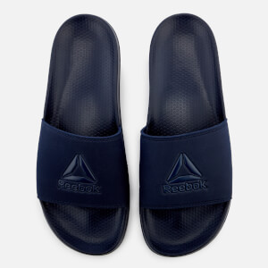 Reebok Men's Fulgere Slide Sandals - Navy