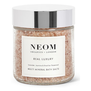 NEOM Real Luxury Natural Multi Mineral Bath Salts -kylpysuola
