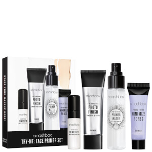 Smashbox Try Me Face Primer Set (Worth £37.50)