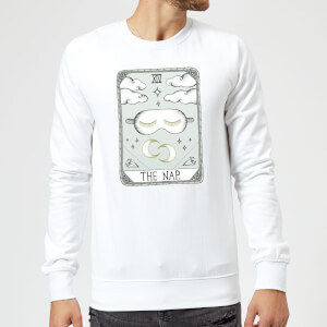 Barlena The Nap Sweatshirt - White