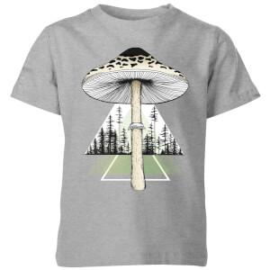 Barlena Growth Kids' T-Shirt - Grey