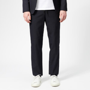 A.P.C. Men's Pantalon Kaplan Trousers - Dark Navy