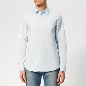 A.P.C. Men's Sobre Shirt - Light Blue