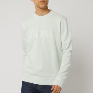 BOSS Men's Weave Sweatshirt - Pistacchio