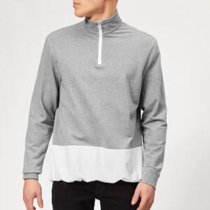 BOSS Men's Zcomp Sweatshirt - Grey