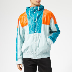 BOSS Men's Oretto Jacket - Orange/Pistacchio/Aqua