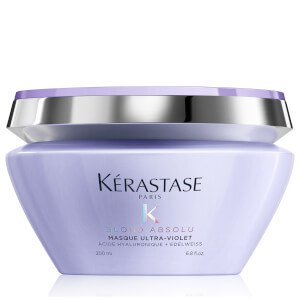 Tratamiento Blond Absolu Masque Ultra Violet de Kérastase 200 ml