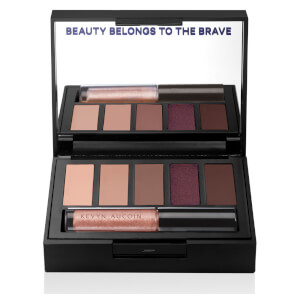 Kevyn Aucoin Emphasize Eye Design Palette – As Seen in