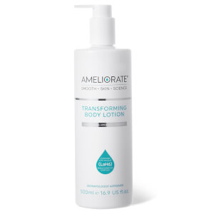 AMELIORATE Transforming Body Lotion 500ml (Worth £56.00)