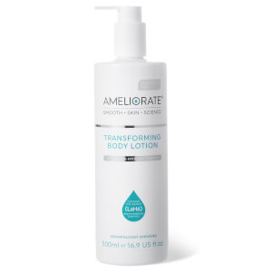 AMELIORATE Fragrance Free Transforming Body Lotion 500ml (Worth £56.00)