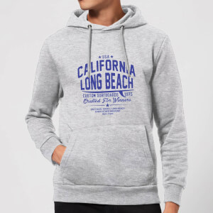 Long Beach Hoodie - Grey