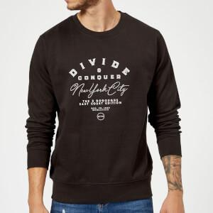 Divide NYC Sweatshirt - Black