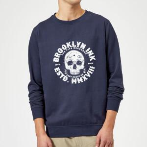 Brooklyn Ink Sweatshirt - Navy