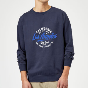 West Coast Edition Sweatshirt - Navy