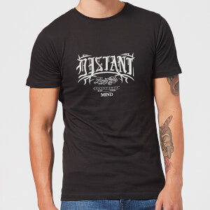 Distant Mind Men's T-Shirt - Black