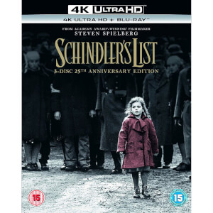 Schindler's List - 25th Anniversary Bonus Edition