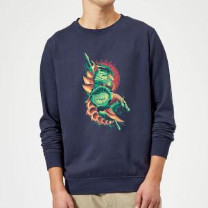 Aquaman Xebel Sweatshirt - Navy Blau