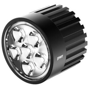 Knog PWR Lighthead 1800L Black