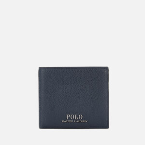 Polo Ralph Lauren Men's PRL Billfold Wallet - Navy