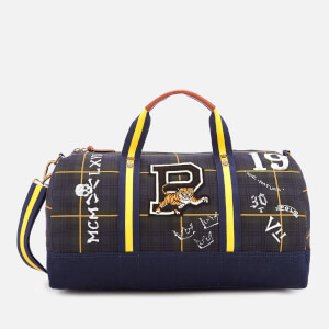 Polo Ralph Lauren Men's Canvas Duffel Bag - Gordon Tartan
