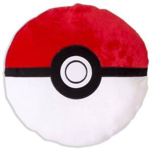 Pokémon Poké Ball Cushion