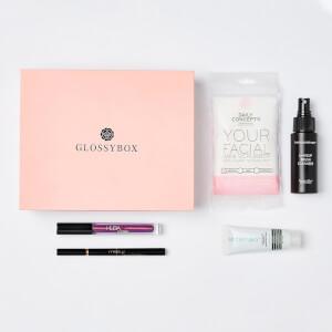 GLOSSYBOX Beauty Box Mars 2019