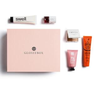 Glossybox Beauty Box Avril 2019