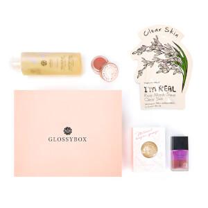 GLOSSYBOX Beauty Box Juillet 2019