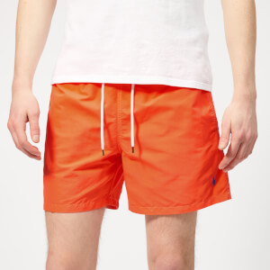 Polo Ralph Lauren Men's Traveller Swim Shorts - Flare Orange