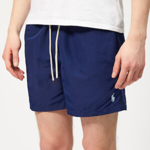 Polo Ralph Lauren Men's Traveller Swim Shorts - Holiday Navy