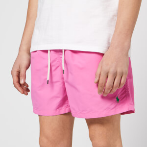 Polo Ralph Lauren Men's Traveller Swim Shorts - Maui Pink