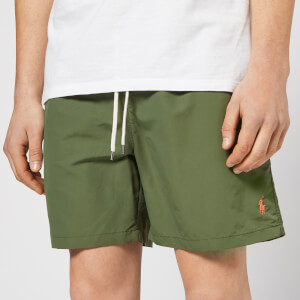 Polo Ralph Lauren Men's Traveller Swim Shorts - Supply Olive