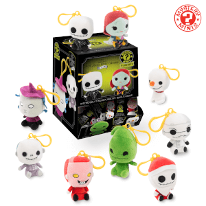 Disney - Nightmare Before Christmas Portachiavi Peluche Mystery Mini