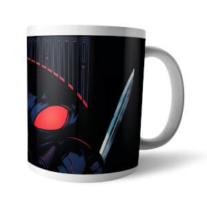 Aquaman Black Manta Mug