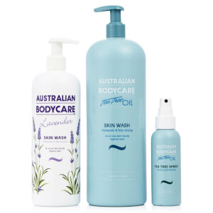 Australian Bodycare Skincare & Skin Washes - lookfantastic UK