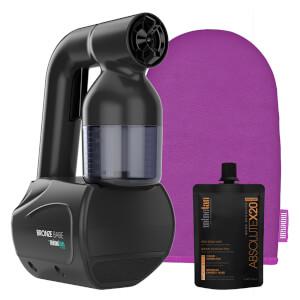 MineTan Bronze Babe Personal Spray Tan Kit - Black 50ml: Image 1