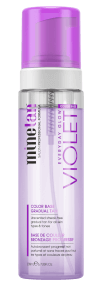 MineTan Violet Everyday Glow Gradual Tan Foam 200ml
