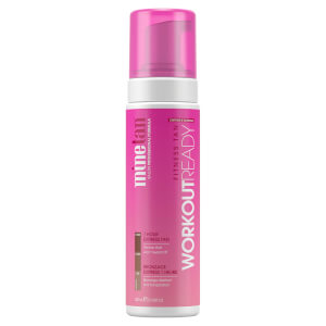 Autobronzant Résistant à la Transpiration Workout Ready MineTan 200 ml